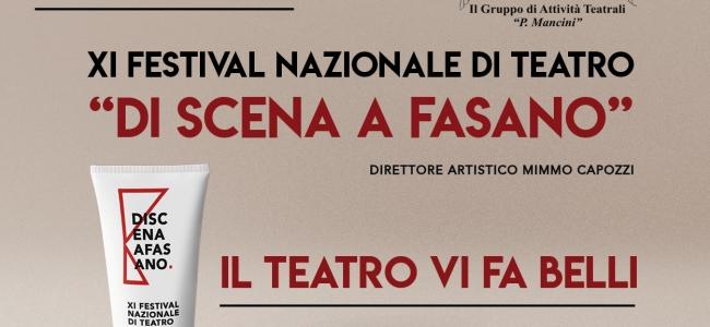 XI Festival di Scena a Fasano